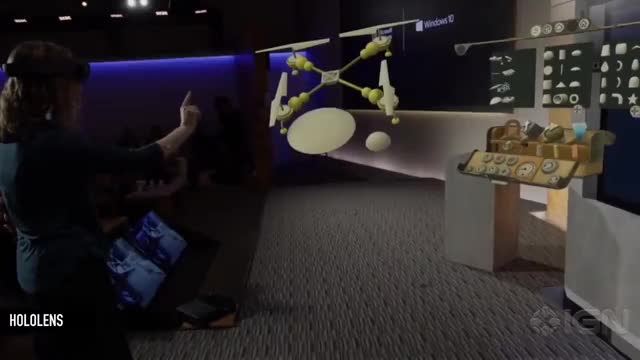 Watch and share Hololens GIFs and Headset GIFs on Gfycat