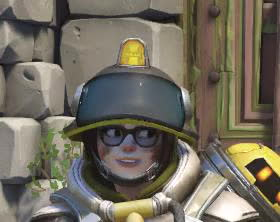 Mei, Overwatch, kaceytron, Who is forcing you to do this Mei? GIFs