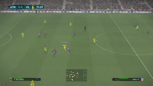 PES 2017 Gabi Volley