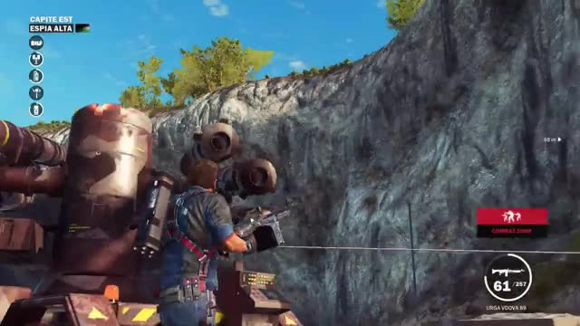 Watch These rebels are trying to one up me. GIF by NewGuyGames (@newguygames) on Gfycat. Discover more JustCause, justcause GIFs on Gfycat