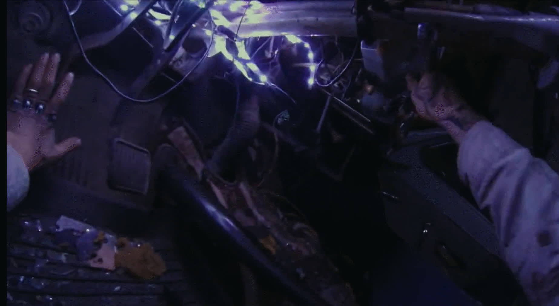 respectthreads, 6 - [Intel] Rigs up a car as a distraction GIFs