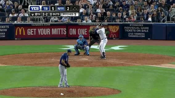 Watch and share Jeter-hit GIFs by jsulliv6 on Gfycat