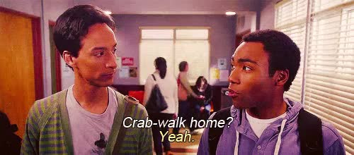 Watch and share Troy Abed GIFs on Gfycat