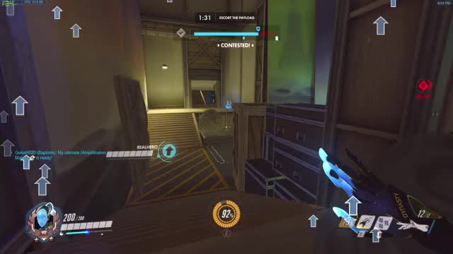 Watch and share Overwatch 2021-06-07 20-05-11 GIFs by Caine on Gfycat