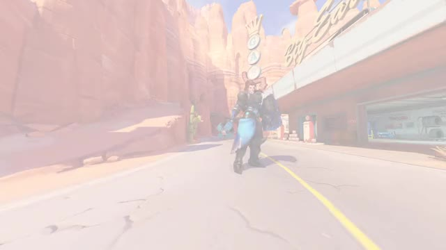 Watch and share Highlight GIFs and Overwatch GIFs by solarbirdy on Gfycat