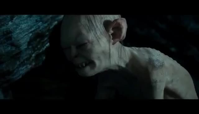 Watch and share Gollum's Shit GIFs on Gfycat