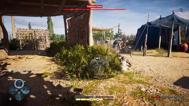 Watch and share Assassin's Creed Odyssey 2019.07.21 - 23.31.40.10.DVR GIFs on Gfycat