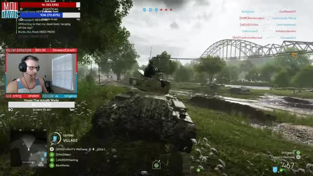 Watch and share Twitch Clips GIFs and Battlefield GIFs by MoiDawg on Gfycat