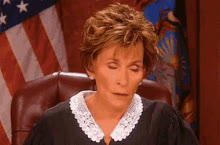 judge judy, judith sheindlin, judy sheindlin, tv court, Judge Judy Eyeroll GIFs