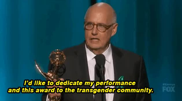 Watch Winner: Jeffrey Tambor GIF on Gfycat. Discover more related GIFs on Gfycat