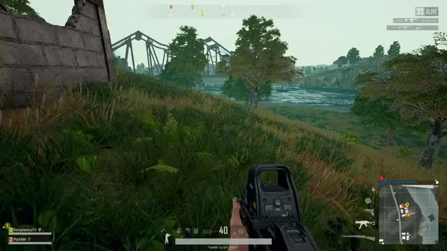 Watch and share Vlc-record-2018-07-13-20h09m17s-PLAYERUNKNOWN GIFs by Triple on Gfycat