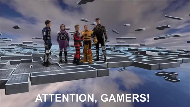 Watch ATTENTION GAMERS GIF by @chuckycheezus on Gfycat. Discover more related GIFs on Gfycat