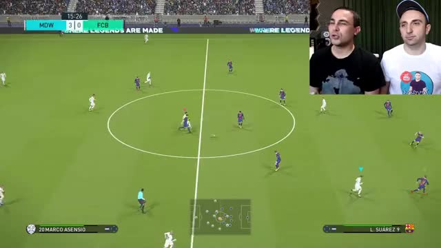 Watch ΜΑΧΗ ΕΛ ΚΛΑΣΙΚΟ! (PES 2018) GIF on Gfycat. Discover more 2j, AYSTATION, Barca, FIFA, PES, PS4, asteio, barcelona, ellada, ellinika, funny, greece, greek, jovani, jovanis, playstation GIFs on Gfycat