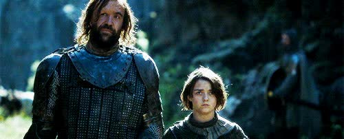 Watch and share Maisie Williams GIFs and Rory Mccann GIFs on Gfycat
