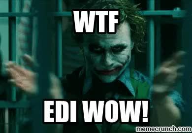 Watch and share Fff Decc Joker Edi Wow Edi Wow GIFs on Gfycat