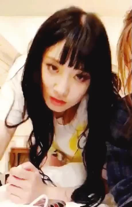 Watch Jiae cleavage GIF by kfapper (@kfapper) on Gfycat. Discover more related GIFs on Gfycat