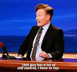 Watch and share Conan O'brien GIFs and Latenight GIFs by Reactions on Gfycat