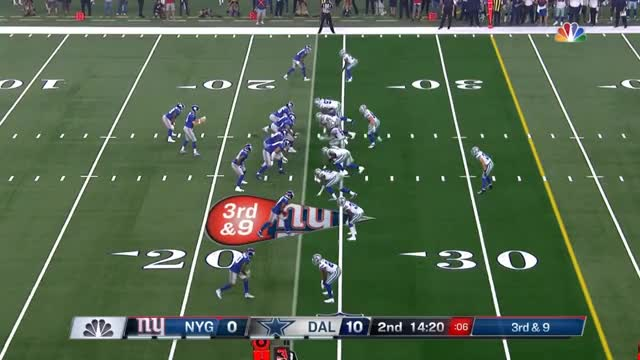 Watch and share New York Giants GIFs and Dallas Cowboys GIFs on Gfycat