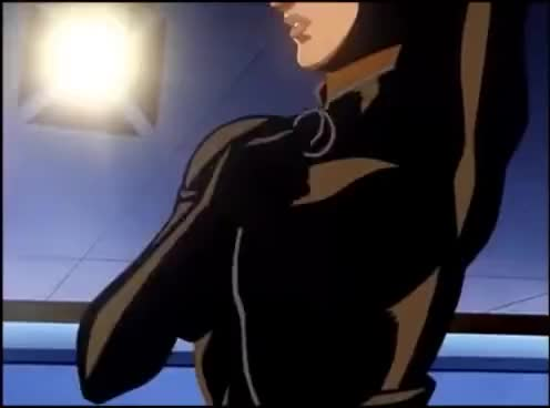 Watch and share Catwoman   DC Showcase GIFs on Gfycat