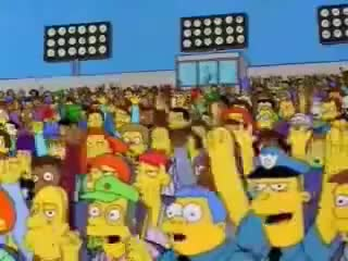 simpsons barca GIFs