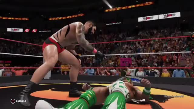 Watch WWE 2K18_20190111184316 GIF on Gfycat. Discover more PS4Share, bbtag, illustrissimo81 GIFs on Gfycat