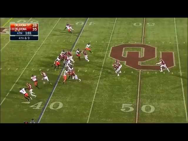 Watch and share Bedlam Punt Return GIFs by Pistols Firing on Gfycat