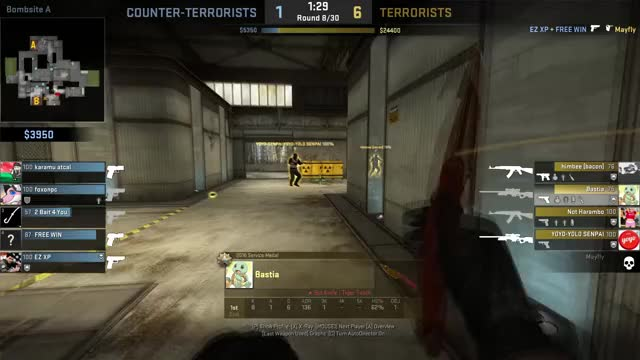 Watch and share Noscope GIFs and Csgo GIFs on Gfycat