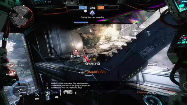 Watch and share Titanfall 2 GIFs and Ronin GIFs by nothingbutthetruthy on Gfycat