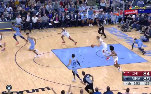 Watch and share Memphis Grizzlies GIFs and Chicago Bulls GIFs by MarcusD on Gfycat