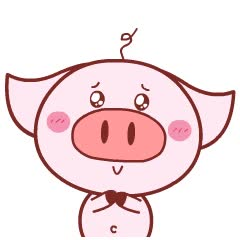 Watch and share 25 Pretty Cute Pink Piggy Emoji Gifs Download animated stickers on Gfycat
