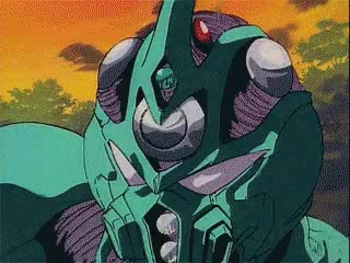 Watch and share Guyver 1 Vs Enzyme GIFs by oppasan00 on Gfycat
