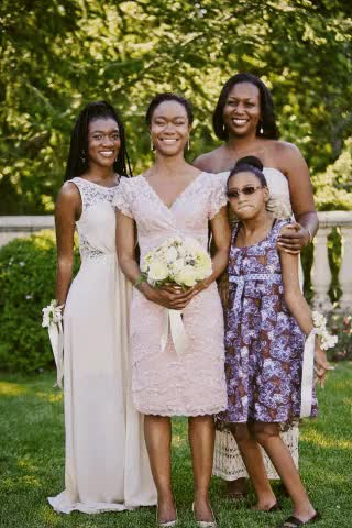 Watch So my aunt got married this summer.  Darian. GIF on Gfycat. Discover more california, european, interracial, interracial couples, marriage, wedding GIFs on Gfycat