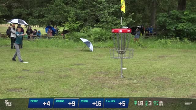 Watch Paige Pierce Beaver State Fling Final Round Hole 18 Putt GIF by Benn Wineka UWDG (@bennwineka) on Gfycat. Discover more beaver state fling, disc golf, paige pierce GIFs on Gfycat