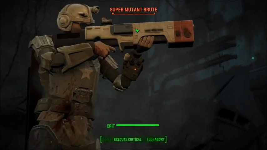 fo4, fo4 Unexpect RPG GIFs