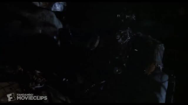 Watch Predator (1987) - One Ugly Motherf***er Scene (4/5) | Movieclips GIF on Gfycat. Discover more Predator, pred, predators GIFs on Gfycat