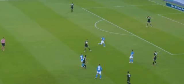 Watch and share Ounas Goal Vs Sassuolo 18-19 GIFs by FIFPRO Stats on Gfycat