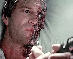 Watch and share The Dark Knight GIFs and Aaron Eckhart GIFs on Gfycat