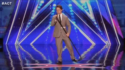AGT, JOB, YES, amazed, amused, awesome, excited, flirt, good, oh snap, omg, pleased, proud, reactions, seriously, shocked, smile, success, win, wow, [pleased] americasgottalent yes wow agt  GIFs