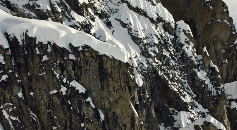 holdmyredbull, ski, unridables, Paraski off a cliff GIFs