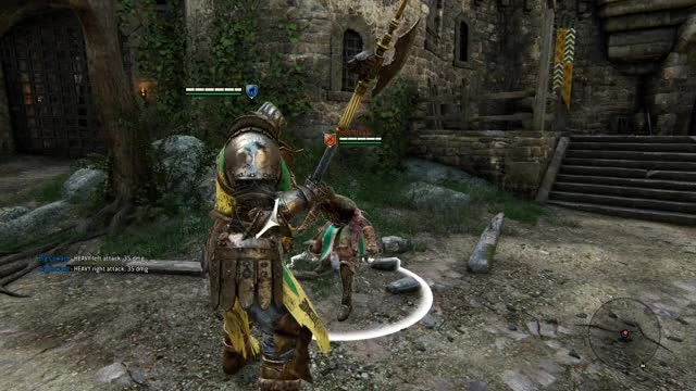 Watch and share Forhonor 2018-04-02 01-19-39-34 GIFs on Gfycat