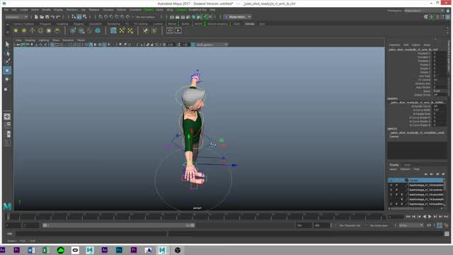 Watch Animating with IK and FK GIF on Gfycat. Discover more 3d animation, animating arms, animation ik fk, animation interview, character animation, forward kinematics, how to animate, how to be an animator, inverse kinematics, maya ik fk GIFs on Gfycat