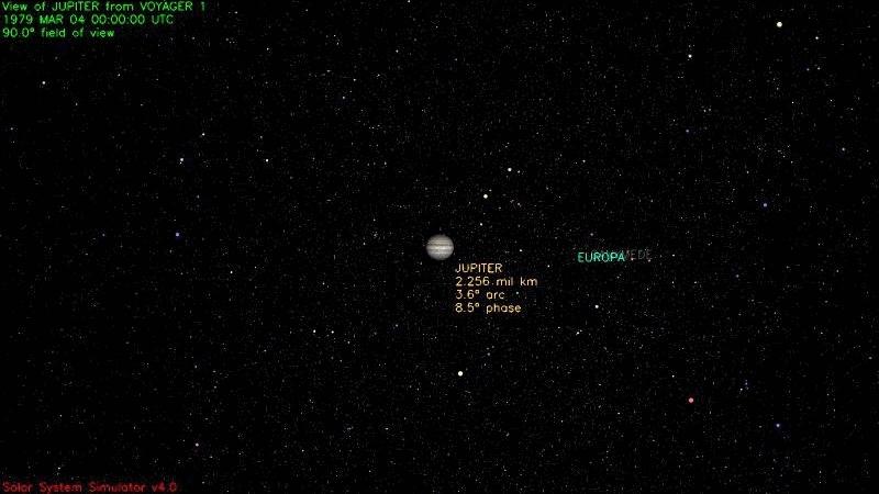 gif, spacegifs, Voyager 1 Jupiter Flyby (4 Mar 1979 0:00 UTC - 7 Mar 1979 5:00 UTC) GIFs