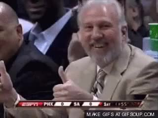 Watch gregg popovich approved GIF on Gfycat. Discover more nba GIFs on Gfycat
