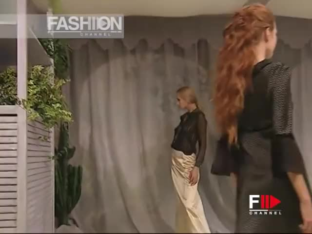 Watch and share Luisa Beccaria GIFs and Tag3 GIFs by fashion show on Gfycat