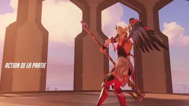 Watch hehehe GIF on Gfycat. Discover more ana, overwatch GIFs on Gfycat