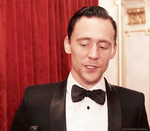 Watch this trending GIF by Reaction GIFs (@sypher0115) on Gfycat. Discover more Loki, TomHiddleston, celeb_gifs GIFs on Gfycat