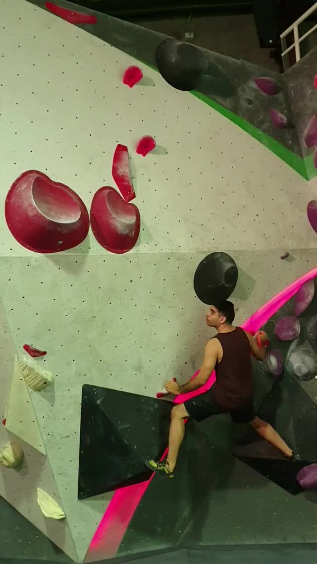 Watch and share Bouldering GIFs and Dyno GIFs by Snarkyat2am  on Gfycat