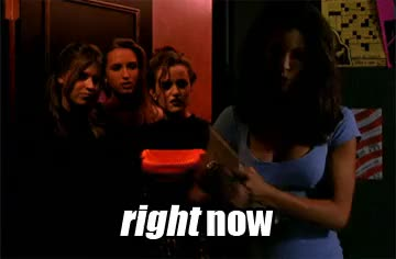 Watch this trending GIF on Gfycat. Discover more Buffy, Charisma Carpenter, Cordelia, Cordy, Welcome to the Hellmouth, gif GIFs on Gfycat