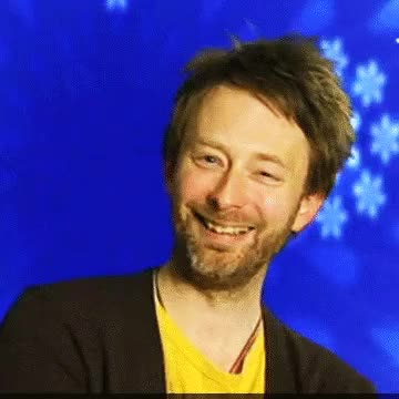 Watch and share Thom Yorke GIFs on Gfycat