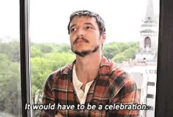 Watch and share Pedro Pascal GIFs and Celebration GIFs on Gfycat